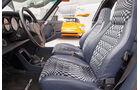 Porsche 911 SC, Sitze