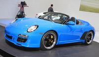 Porsche 911 Speedster Paris 2010