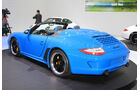 Porsche 911 Speedster Paris 2010