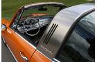 Porsche 911 T 2.2 Targa, Cockpit