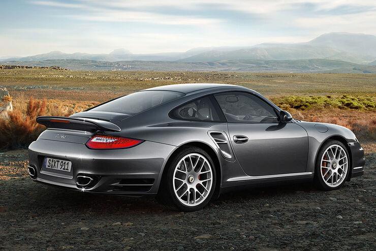 porsche turbo neuauflage des porsche 911 turbo mit 500 ps auto motor und sport. Black Bedroom Furniture Sets. Home Design Ideas