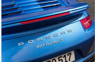 Porsche 911 Turbo S, Heckspoiler