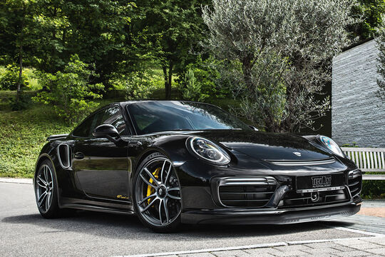 Porsche 911 Turbo Techart GTsport 1 of 30 (2018)