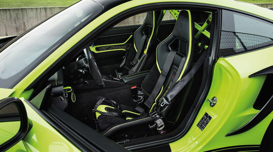 Porsche 911 Turbo von Techart