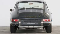 Porsche 911, Urmodell, Heckansicht