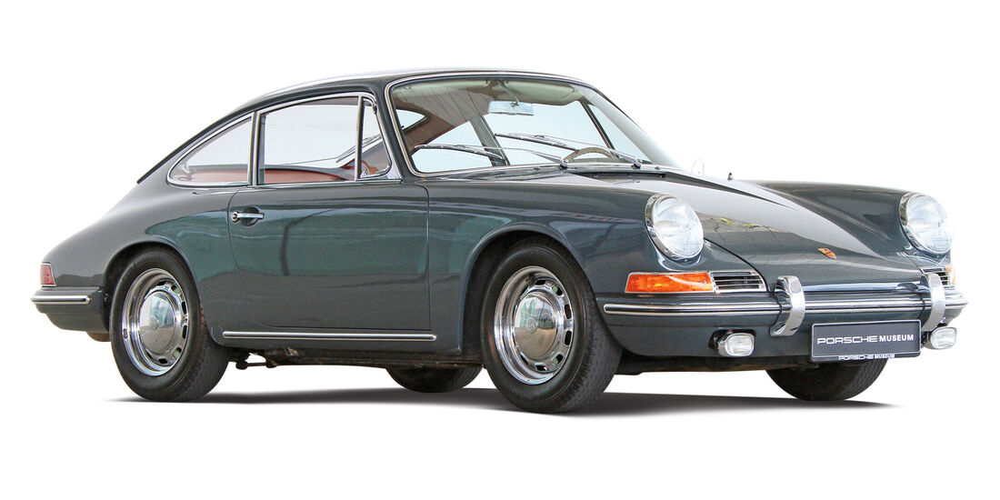 Porsche 911, Urmodell, Seitenansicht