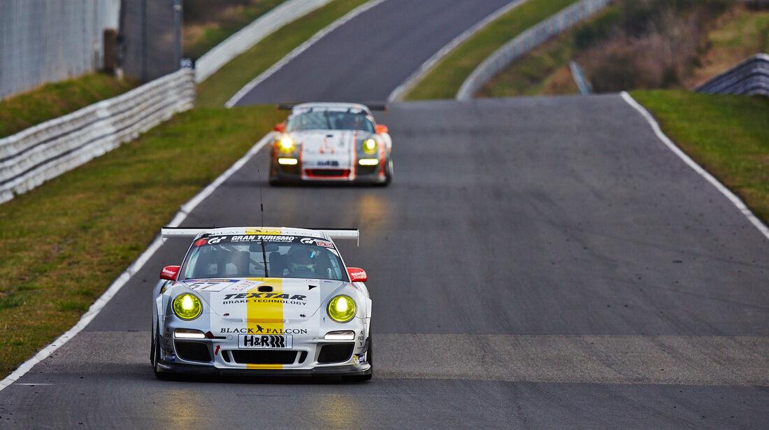Porsche 911 - VLN 1 - Nürburgring Nordschleife - 29. März 2014