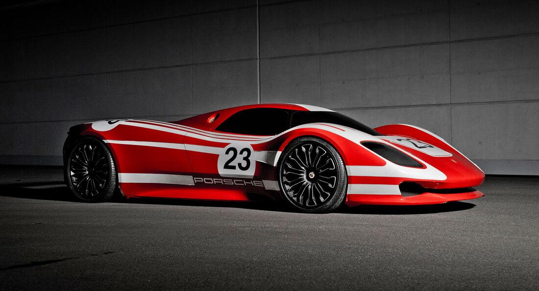 Porsche 917 Designstudie