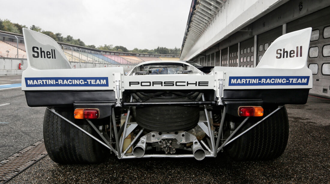 Porsche 917 Kurzheck - Hockenheim 2013