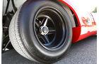 Porsche 917-Nachbau, Rad, Felge