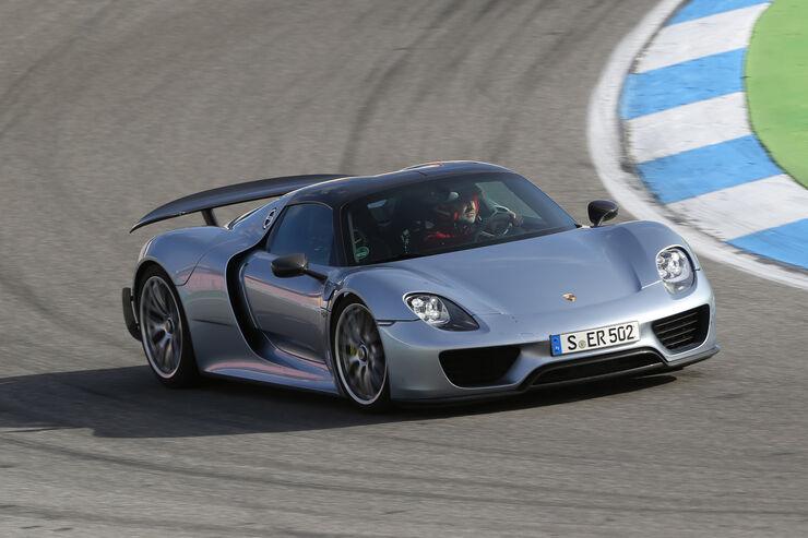 Porsche 918 - auto motor und sport