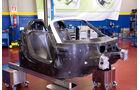 Porsche 918 Spyder, Monocoque, Chassis