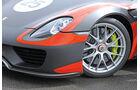 Porsche 918 Spyder, Rad, Bremse