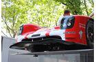 Porsche 919 Hybrid - Technik-Check - 24h- Le Mans