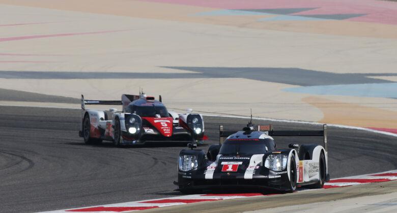 24h-Rennen Le Mans / Sportwagen-WM