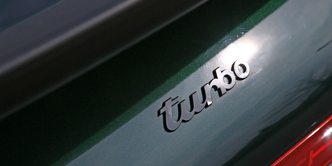 Porsche 930 Turbo, Typenbezeichnung
