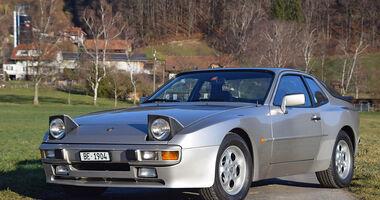 Porsche 944 1984 Oldtimer Auktion Toffen