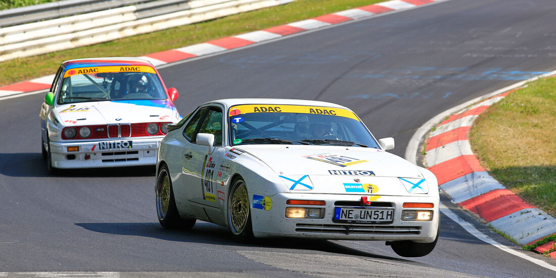Porsche 944 Turbo Cup - 24h Classic - Nürburgring - Nordschleife
