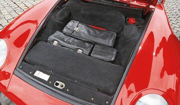 Porsche 959, GepŠckablagefach