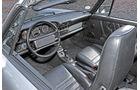 Porsche 964 Carrera 2 Cabrio, Cockpit