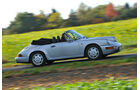 Porsche 964 Carrera 2 Cabrio, Seitenansicht