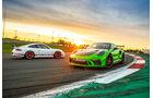 Porsche 996 GT3 RS - Porsche 991 II GT3 RS - sport auto 6/2018