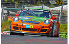 Porsche 997 Cup - Startnummer: #57 - Bewerber/Fahrer: André Krumbach, Andreas Riedl, Ivan Reggiani, Uwe Legermann - Klasse: SP7