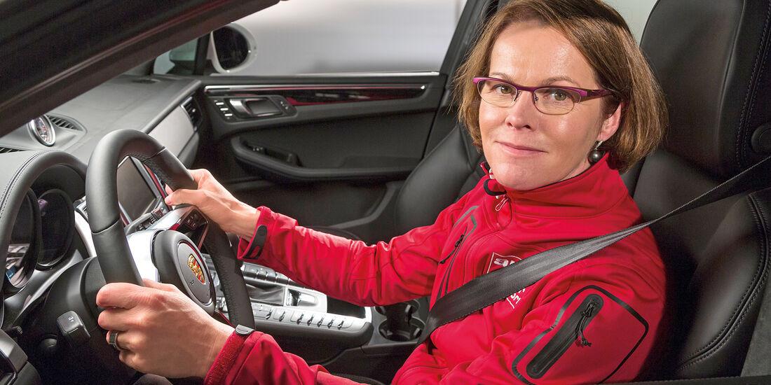 Porsche, Birgit Priemer