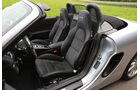 Porsche Boxster GTS, Fahrersitz