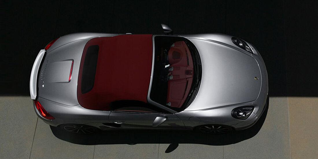 Porsche Boxster S 981