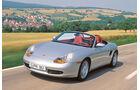 Porsche Boxster S, Serienmodell, 1996