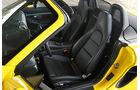 Porsche Boxster S, Sitze