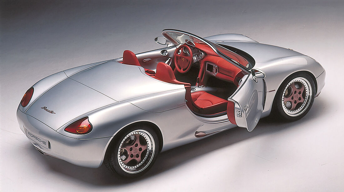 Porsche Boxster S, Studie, 1993