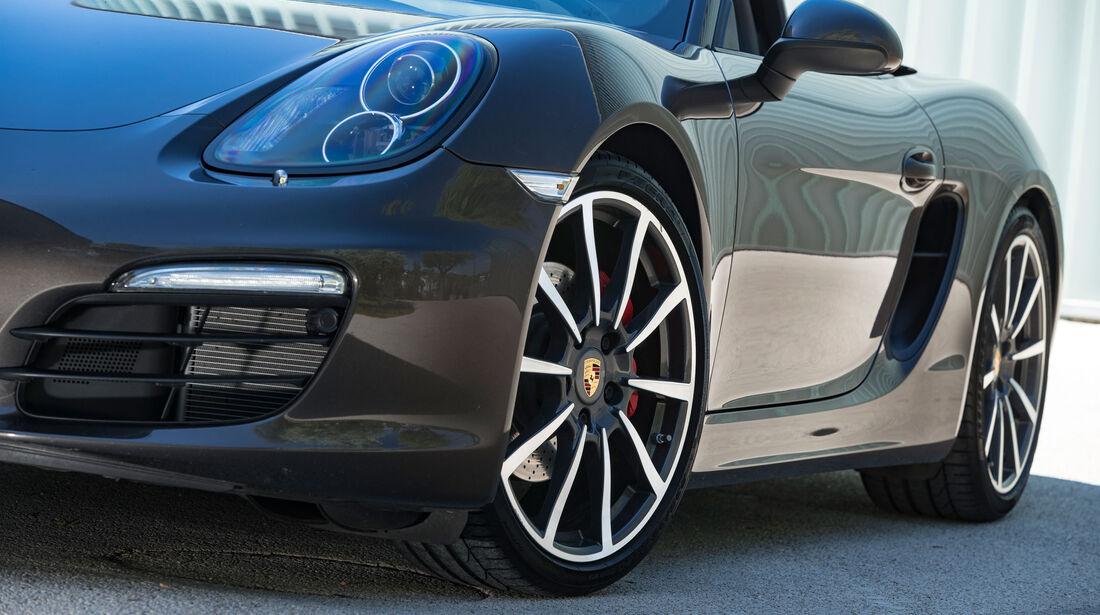 Porsche Boxster S (Typ 981) - Gebrauchtwagen - Beratung - Sportwagen - Roadster