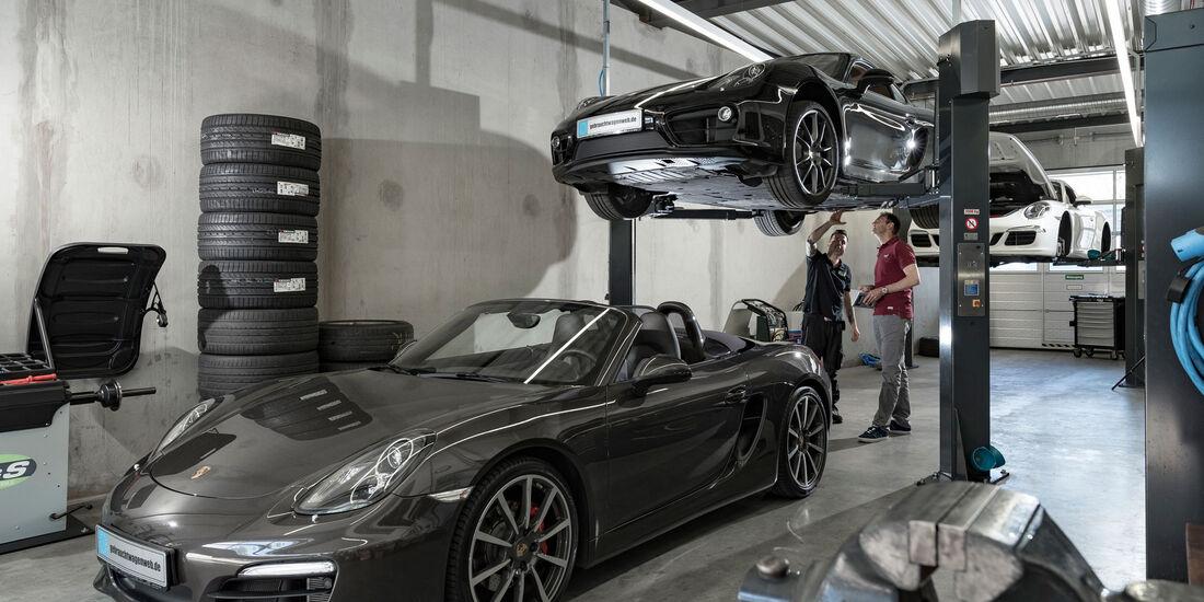 Porsche Boxster S (Typ 981) - Porsche Cayman (Typ 981c) - Gebrauchtwagen - Beratung - Sportwagen