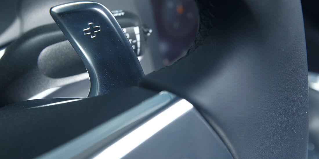 Porsche Boxster S, Wippschalter