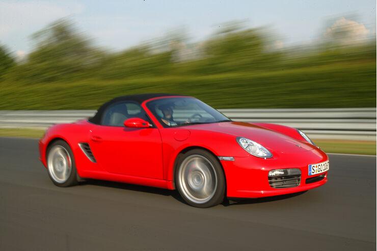 Porsche Boxter S 02