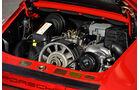 Porsche Carrera 3.2, Motor