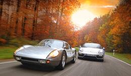 Porsche Carrera GTS 904/6 Cayman GTS, Impression, Ausfahrt
