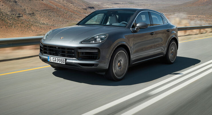 porsche cayenne coup 2019 infos daten fotos preise. Black Bedroom Furniture Sets. Home Design Ideas
