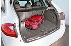 Porsche Cayenne Diesel, Kofferraum