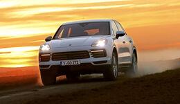 Porsche Cayenne S, Exterieur