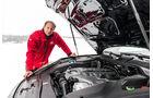 Porsche Cayenne Turbo S 2015, Motor