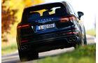 Porsche Cayenne Turbo S, Heckansicht