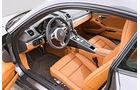 Porsche Cayman, Cockpit