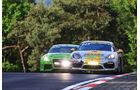 Porsche Cayman GT4 - 24h-Rennen Nürburgring 2017 - Nordschleife - Sonntag - 28.5.2017