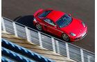 Porsche Cayman GTS, Draufsicht