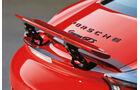 Porsche Cayman GTS, Heckspoiler