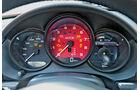 Porsche Cayman GTS, Rundinstrumente