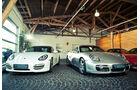 Porsche Cayman S, Porsche Boxster S, Front